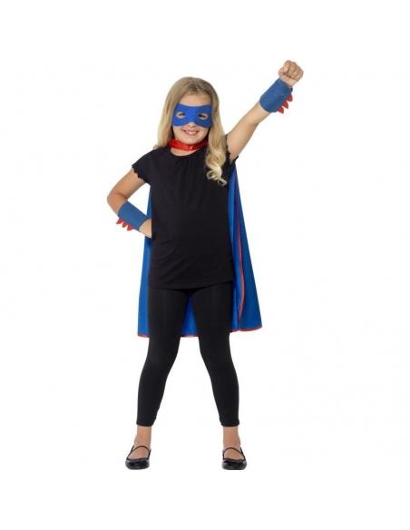 Kit super-héros enfant   Déguisement Enfant